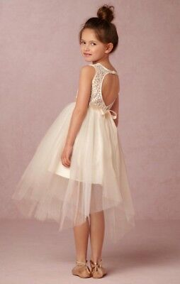 6d21e5ef5e7 NWT  180 BHLDN Fattiepie Florence Flower Girl Communion Dress Size 10