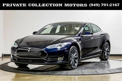 2015 Tesla Model S  2015 Tesla Model S 85 kWh Battery 1 Owner Clean Carfax Low Miles