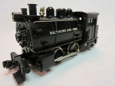Ho Scale Rivarossi Ahm 0-4-0 Dockside Switcher 5016 Baltimore & Ohio - No Road #