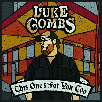 Luke Combs Cd - This One's For You Too [Deluxe Edition](2018) - New