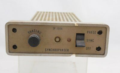 Cessna Aircraft Radio Corp Synchrophaser SP-100A