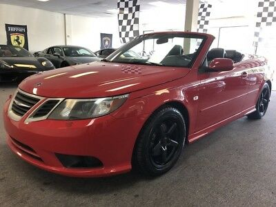 2010 Saab 9-3  low mile 2 owner free shipping warranty turbo luxury finance cheap clean