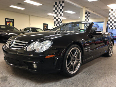 2006 Mercedes-Benz SL-Class  sl65 free shipping warranty v12 exotic luxury finance cheap clean amg 65 rare