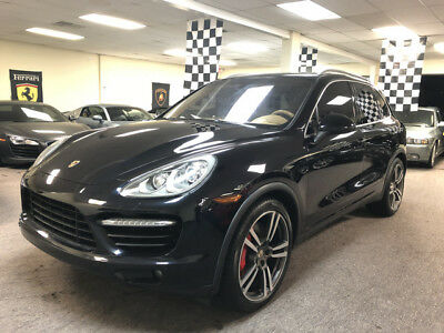 2011 Porsche Cayenne  turbo free shipping warranty clean 1 owner luxury exotic cheap finance loaded