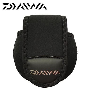 Daiwa Fishing reel bag 12cm * 11cm Protector cover Casting reel Fishing Reel