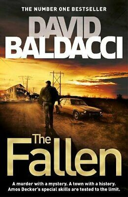 The Fallen (Amos Decker series) by Baldacci, David Book The Cheap Fast Free Post