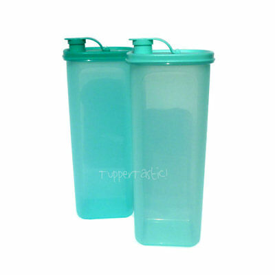 Tupperware NEW 1 x Slimline Fridge Door Jug 2 Litre Pick your Colour