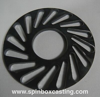 Mould Sprue Form for Rubber Moulds Spincasting Reversible Model