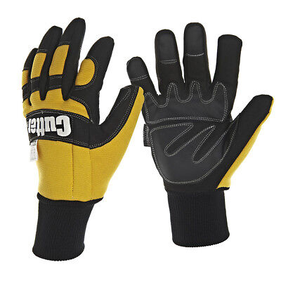 Cutter Professional Chainsaw Glove - Winter Style - Amara Leather (CW500)