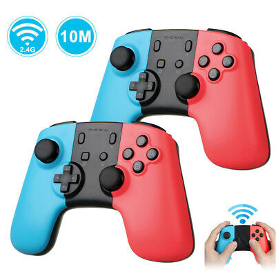 Wireless Pro Controller Joypad Gamepad Remote for Nintendo Switch Console
