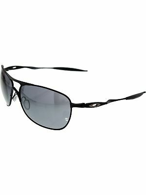 Oakley Men's Crosshair OO4060-03 Black Square Sunglasses