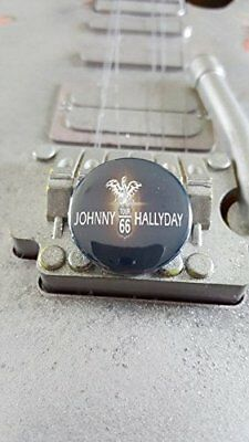 Badge 25 mm  Johnny Hallyday Tour 66