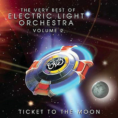 Ticket To The Moon-The Very Best Of Electric Light Orchestra Vol2, Electric Ligh