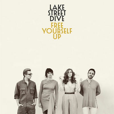 Lake Street Dive FREE YOURSELF UP Nonesuch Records LSD New Sealed Vinyl LP