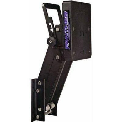 """Panther 4 Stroke Outboard Motor Bracket Max 35 HP 16"""" Lift Aluminum"""