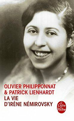 La Vie D'irene Nemirovsky (Ldp Litterature) by Lienhardt, Patrick Book The Cheap