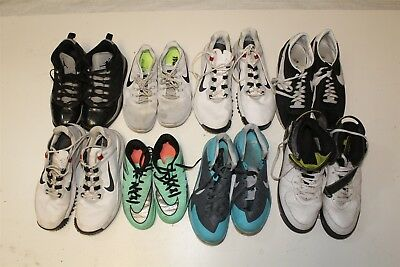 NIKE Lot Wholesale Used Shoes Rehab Resale Various Mixed Collection bJcN