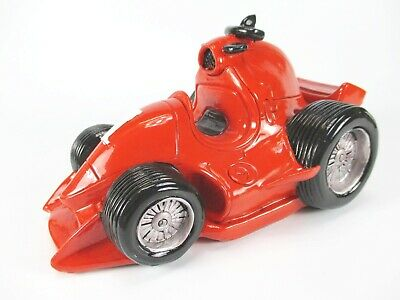 Spardose Rennwagen Formel 1 Sparschwein 19 cm,Money Box Bank