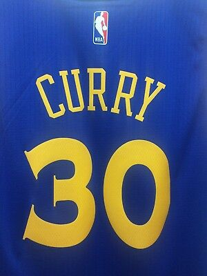 Steph Curry Golden State Warriors NBA Triktot Adidas Swingman Größe M NEU!