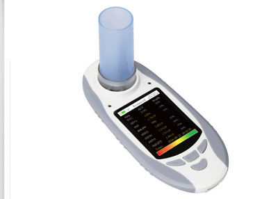 CONTEC SP10 Digital Pulmonary Function Spirometer Lung Volume device+PC Software
