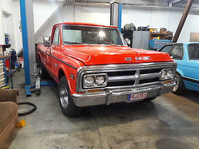 Chevrolet / GMC C10 Pickup 1970 Longbed  - Matching Numbers