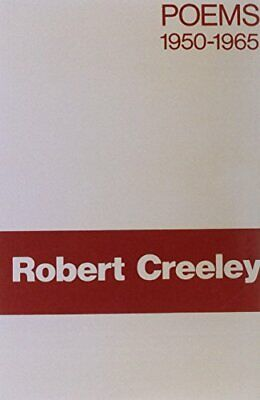 Poems, 1950-65 by Creeley, Robert Paperback Book The Cheap Fast Free Post