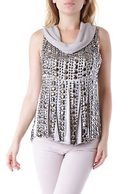 richmond x top donna richmond x ;  richmond x donna top made in italy: strass c