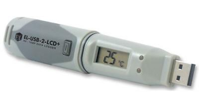 Lascar Humidity Temperature & Dew Point Data Logger With Lcd & Status Indication