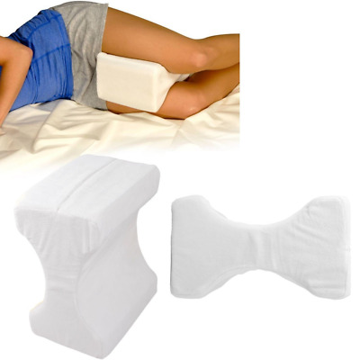 Contour Memory Foam Leg Wedge Pillow Orthopaedic Back Pregnacy Post Opp Support