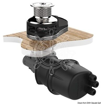 LEWMAR VX3 GD Windlass 12V 1500W 10mm