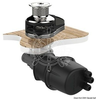 LEWMAR VX3 GD Windlass 12V 1500W 8mm