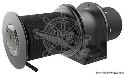Osculati Garage winch 12 V 9 mm x 8 mm
