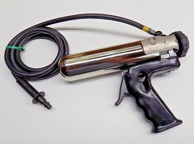 New SEMCO Pneumatic Sealant Gun Comes with 6 Ounce Tube Aircraft Tool