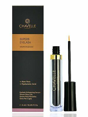 Wimpernserum Chavelle SUPERB Eyelash 4 ml I Wimpernverlängerungsserum