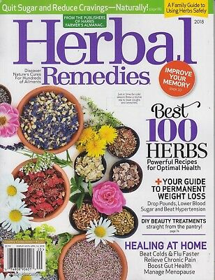 Herbal Remedies 2018 Improve Your Memory/Guide to Weight Loss