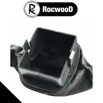 Replacement Electric Vacuum Bag Fits Some Handy QGarden Mowerland See Listing