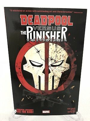 Deadpool vs Punisher Collects #1 2 3 4 5 Marvel TPB Trade Paperback Brand New
