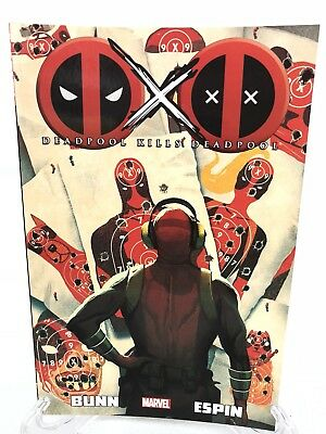 Deadpool Kills Deadpool Collects #1 2 3 4 Marvel TPB Trade Paperback Brand New