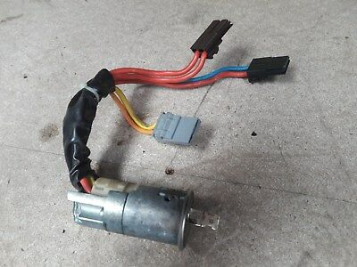 Stupendous Peugeot 306 3 Plug 6 Pin Ignition Barrel With 1 Key Gti6 Gti 6 Hdi Wiring Digital Resources Remcakbiperorg
