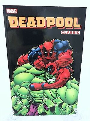 Deadpool Classic Volume 2 Collects #2-8 -1 Marvel TPB Trade Paperback Brand New