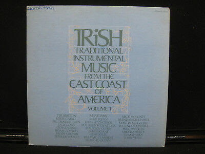 Irish Traditional Instrumental Music From The East Coast Of America, Vol. 1 Lp