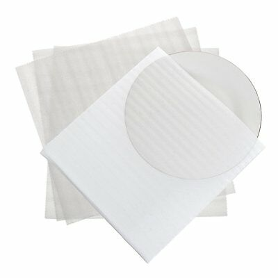 "Cushion Foam Moving Pouch 11 7/8""x 12 1/8"" Moving Supplies Fragile Dishware 50pk"