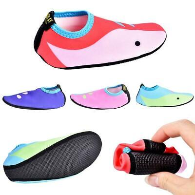 Boy Girl Children Water Shoes Beach Socks Yoga Pool Swim Sport Summer Socks TP