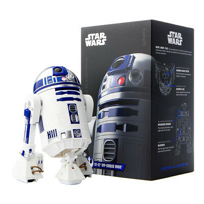 NEW Sphero Star Wars R2-D2 App-Enabled Droid (R201) Remote Controlled Robot