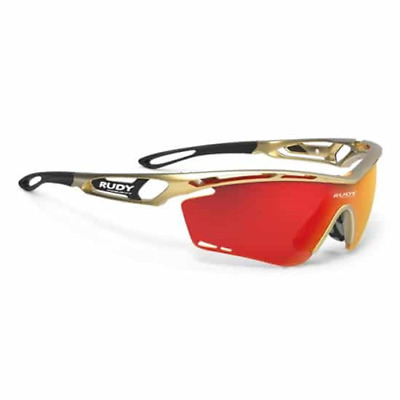 Rudy Project Tralyx Rp Optics Gold Matte Multilaser Orange SP3940050000 1IT