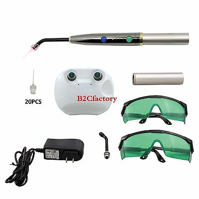 2018 Dental Heal Laser Diode Rechargeable Hand-held Pain Relief Device