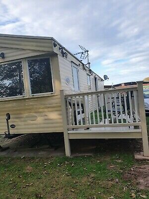 8 berth Static caravan for hire, skegness