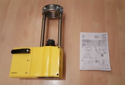 Sauter AVM234SF132 Valve actuator head, brand new without boxes