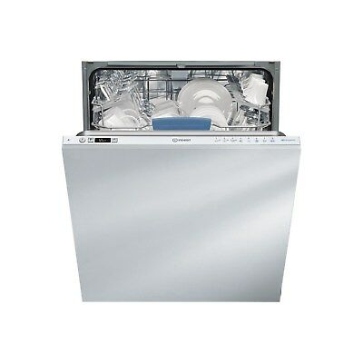 Indesit DIFP8T96Z eXtra Baby Care 14 Place Fully Integrated Dishwasher DIFP8T96Z