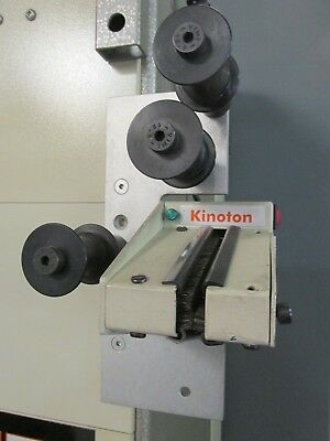 Kinoton SV-4220 Static Vac, 35mm projection dust remover, film cleaner